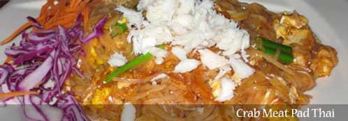 Pad Thai at Patpong